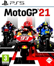 PS5 - MotoGP 21 Box 785300158779 N. figura 1