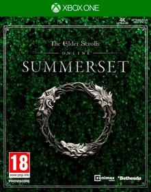 Xbox One - The Elder Scrolls Online - Summerset (F) Box 785300135444 Photo no. 1