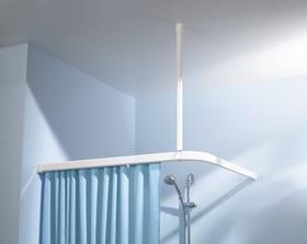 Support de Plafond blanc 60 cm pour Tringle Kleine Wolke 674022200000 Photo no. 1