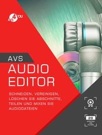 AVS Audio Editor incl. Activation-Key PC Digitale (ESD) 785300134041 N. figura 1