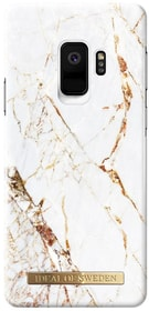 Fashion Cover Carrara Gold Hülle iDeal of Sweden 785300140144 Bild Nr. 1