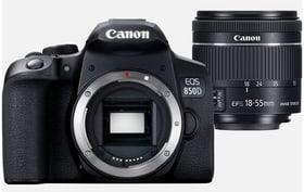 EOS 850D + 18-55mm IS STM Kit appareil photo reflex Canon 785300151250 Photo no. 1
