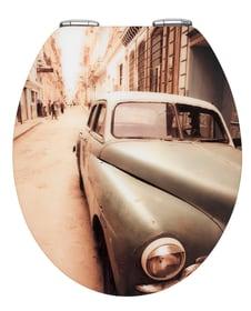 Sedile WC Old-Time Car WENKO 674041400000 N. figura 1