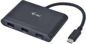 USB-C - HDMI / USB 3.0 Adaptateur Adaptateur i-Tec 785300147181 Photo no. 1