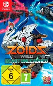 NSW - Zoids Wild: Blast Unleashed (D) Box 785300154293 Bild Nr. 1