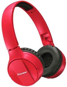 SE-MJ553BT-R Cuffia Bluetooth On-Ear rosso