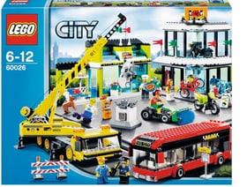 W13 LEGO CITY STREET 60026 EXKL. MIGROS LEGO® 74783290000013 Bild Nr. 1