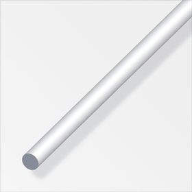 Barra tonda 10 mm argento 1 m alfer 605015400000 N. figura 1