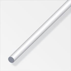 Rundstange 6 mm silberfarben 1 m alfer 605015200000 Bild Nr. 1