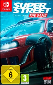 NSW - Super Street - The Game (D) Box 785300138884 Photo no. 1