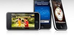 L- I PHONE 3G-S 32G_WHITE Apple 79454190001009 Photo n°. 1