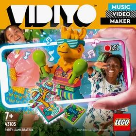 Vidiyo 43105 Llama LEGO® 748761800000 N. figura 1