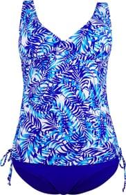 Tankini pour femme Cup C Extend 463168303840 Couleur bleu Taille 38 Photo no. 1