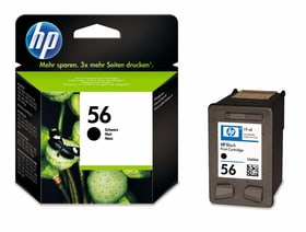 C6656AE 56 black Cartuccia d'inchiostro HP 797422000000 N. figura 1