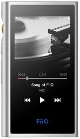 M9 - Argent Hi-Res Player FiiO 785300144734 Photo no. 1