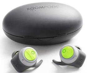 HFBT TWSGRN grau/grün In-Ear Kopfhörer Boompods 785300147716 Bild Nr. 1