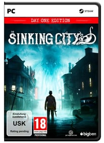 PC - The Sinking City - Limited Day One Edition D/F Box 785300142293 Photo no. 1
