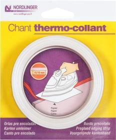 Chant mélaminé thermo-collant 5 m, Décor: blanc mat K101SM