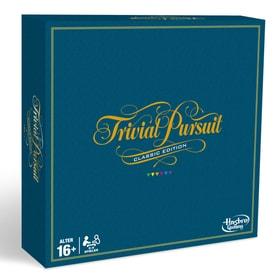 Trivial Pursuit (DE) Gesellschaftsspiel Hasbro Gaming 747350290000 Sprache TRIVIAL PURSUIT_DE Bild Nr. 1
