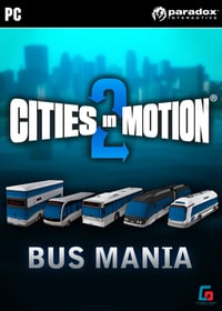 PC/Mac - Cities in Motion 2: Bus Mania (D/E) Download (ESD) 785300134128 Photo no. 1