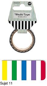 Washi-Tape I AM CREATIVE 665560200110 Sujet Sujet 11 Bild Nr. 1