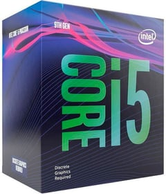Core i5-9500F 3.0 GHz Processeur Intel 785300145565 Photo no. 1