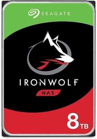 IronWolf 8TB HDD Intern Seagate 785300155590 Bild Nr. 1