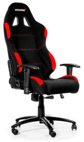 AKRacing K7012 Gaming Chair nero/rosso