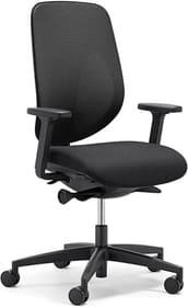 Chaise bureau 353-4029 353-4029 noir, avec accoudoir Chaise bureau Giroflex 785300158556 Photo no. 1