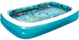 3D Family Pool rechteckig Summer Waves 647205700000 Bild Nr. 1