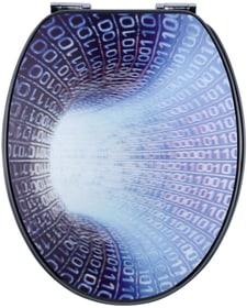 Paris 3D Slow-Motion WC-Sitz diaqua 675781900000 Bild Nr. 1