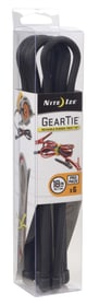 GearTie 18'' ProPack schwarz Kabelbinder Nite Ize 612129900000 Bild Nr. 1