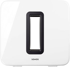 Sub Blanc Subwoofer Sonos 770529300000 Photo no. 1