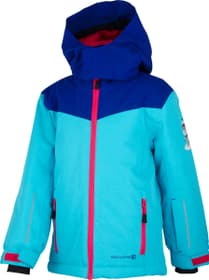 Mädchen-Skijacke Trevolution 472354609241 Farbe Hellblau Grösse 92 Bild-Nr. 1