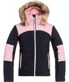 Bamba - Schneejacke Mädchen-Snowboardjacke Roxy 466807814020 Grösse 140 Farbe schwarz Bild-Nr. 1