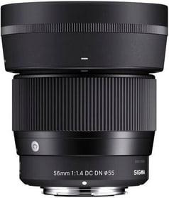 56mm / f 1.4 DC DN SONY-E CH-Garan Sigma 785300145183 Bild Nr. 1