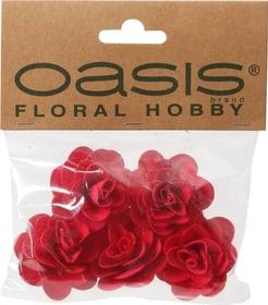 Accessori fioristi Rose decorative Do it + Garden 657317400002 Colore Rosso N. figura 1