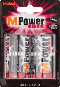 D / LR20 2 pezzi pila Batterie M-Power 704718100000 N. figura 1