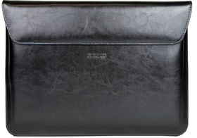Marbled Leder-Tasche black for Surface Book maroo 785300137209 Bild Nr. 1