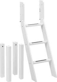 WHITE Lit mi-hauteur Flexa 404789400000 Photo no. 1