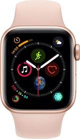 Watch Serie 4 44mm GPS+Cellular gold Aluminum Pink Sand Sport Band Smartwatch Apple 79845440000018 Bild Nr. 1