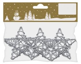 Streudeko Sterne Weihnachtsdekoration Geroma 657922700000 Farbe Silberfarben Grösse L: 8.0 cm x B: 8.0 cm Bild Nr. 1