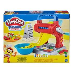 Play-Doh Pasta Party Modelieren 746166200000 Bild Nr. 1