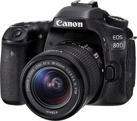 EOS 80D EF-S 18-55mm IS STM Kit fotocamera reflex Canon 785300126246 N. figura 1