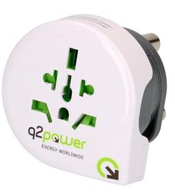 Q2 Power Welt Adapter South Africa Reiseadapter q2power 612176600000 Bild Nr. 1