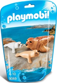 Playmobil Family Fun Robbe mit Babys 9069