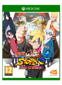 Xbox One - Naruto Ultimate Ninja Storm 4: Road to Boruto (GOTY) Box 785300121512 N. figura 1