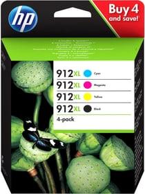 Combopack 912XL 3YP34AE CMYBK Tintenpatrone HP 798258900000 Bild Nr. 1