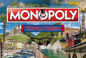 Monopoly Ticino (IT) Jeux de société 748971500000 Photo no. 1