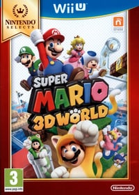 Wii U - Nintendo Selects: Super Mario 3D World Box 785300121749 N. figura 1